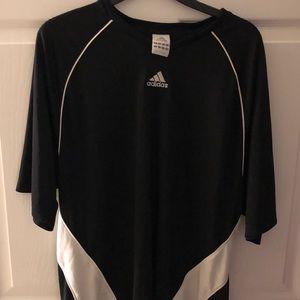 Nike V Neck Golf Shirt
